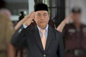 Rahman Bando Mundur dari ASN