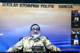 Akbar Tanjung Ajak KNPI Berperan Aktif Bangun Bangsa