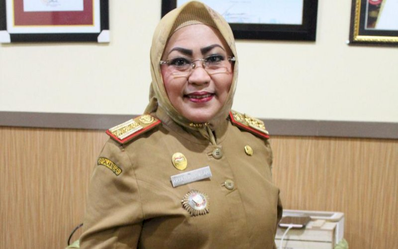 Aryati Puspasari Abady. foto: anas/pluz.id