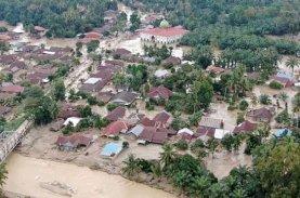 Lebih Empat Ribu Keluarga Terdampak Banjir Bandang Luwu Utara