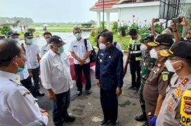 Menteri PUPR Kunjungi Lokasi Banjir Bandang Luwu Utara