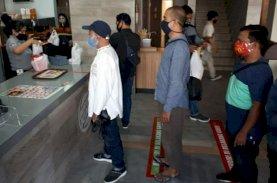 Burger King Hasanuddin Kantongi Izin Usaha