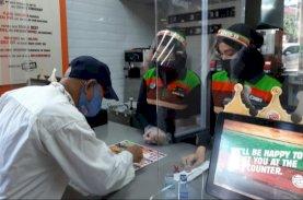 Burger King Hasanuddin Resmi Beroperasi