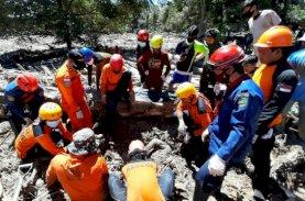 Korban Jiwa Banjir Bandang Luwu Utara Mencapai 36 Orang
