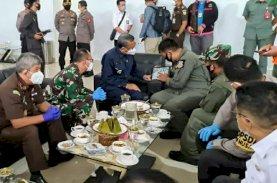Gubernur Tinjau Dampak Banjir Bandang Luwu Utara