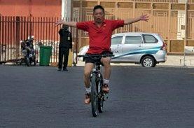 Baji Pamai Supermarket dan Kafe Sediakan Area Parkir Sepeda