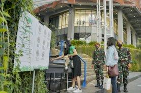 MaRI dan Nipah Mall Maksimalkan Standar Protokol Kesehatan