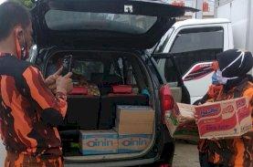 Pemuda Pancasila Palopo Salurkan Bantuan ke Warga Luwu Utara