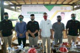 Saharuddin Sosialisasi Perda Desa di Enrekang