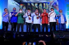 Deklarasi RAMAH Dihadiri Petinggi Partai Pengusung