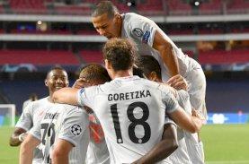 Bayern Munich Permalukan Barcelona 8-2