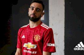 Manchester United Rilis Jersey Baru