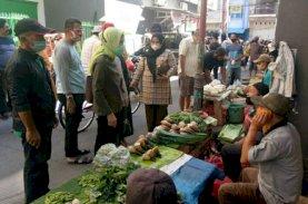 Legislator DPRD Makassar Sidak di Pasar Bacan