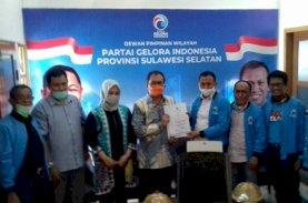 Gelora Dukung Danny-Fatma di Pilwalkot Makassar