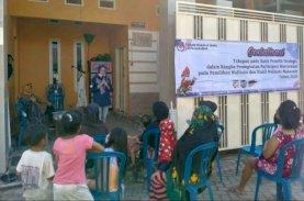 KPU Sosialisasi Pilwalkot Makassar di Tamalate