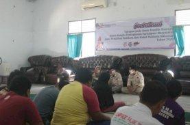 Relawan Demokrasi KPU Sosialisasi Pilwalkot ke Penyandang Disabilitas