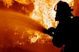 Ratusan Rumah Hangus Terbakar di Pannampu