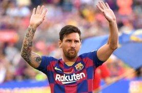 Messi Aktifkan Klausul Ingin Tinggalkan Barcelona