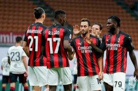 Milan Tutup Musim dengan Kemenangan