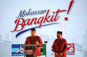 Appi-Rahman Kontestan Pilwalkot Makassar Pertama Deklarasi