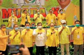 DPP Penentu Akhir Ketua Golkar Sulsel