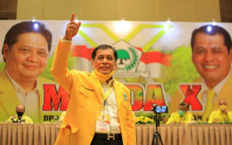 HM Nurdin Halid. foto: istimewa