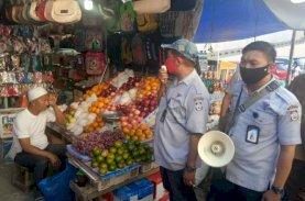 PD Pasar Makassar Imbau Pedagang Antisipasi Bahaya Kebakaran