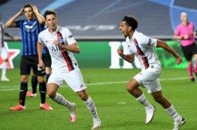 Gol Telat PSG Gagalkan Atalanta ke Semifinal Liga Champions