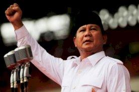 Prabowo Subianto Kembali Dikukuhan Sebagai Ketua Umum Gerindra