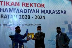 Prof Ambo Asse Dilantik Jadi Rektor Unismuh Makassar