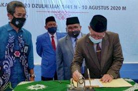 Pesan Ketum PP Muhammadiyah kepada Prof Ambo Asse