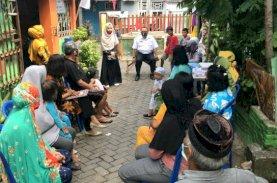 Relawan Demokrasi KPU Sosialisasi Tahapan Pilwalkot Makassar