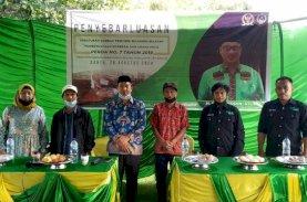 Saharuddin Sosialisasi Perda Koperasi dan Usaha Kecil