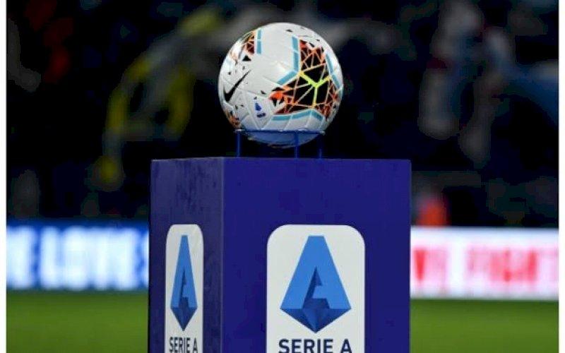 KICK OFF. Serie A Liga Italia musim 2020/2021bakal dimulai pada 19 September 2020. foto: istimewa