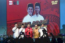 Dilan Siapkan 3 Pilar Wujudkan Makassar Kota Sombere