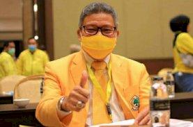 Taufan Pawe Terpilih Aklamasi Sebagai Ketua Golkar Sulsel