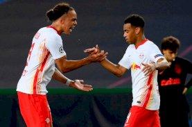 RB Leipzig Singkirkan Atletico Tantang PSG di SemifinalLiga Champions