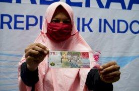 Bank Indonesia Buka Layanan Penukaran UPK 75 RI