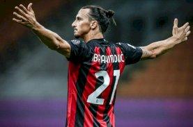 Ibrahimovic Perpanjang Kontrak dengan Milan