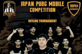 TDG Akan Gelar Irpan PUBG Mobile Competition