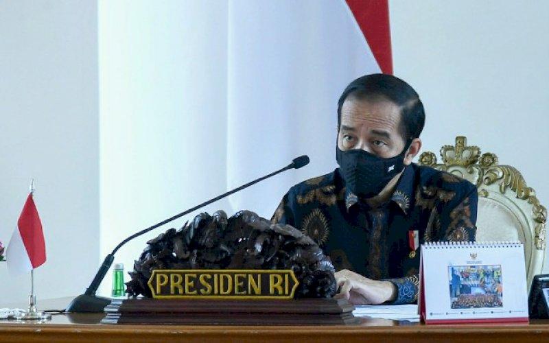 Joko Widodo. foto: setpres