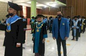 UIM Wisuda Perdana 266 Mahasiswa Secara Virtual