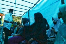 Tahfidz Ingin Petani Panen Tiga Kali Setahun