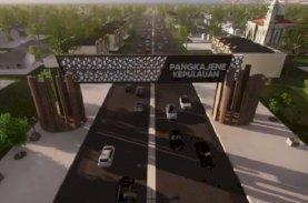 Anir-Lutfi Akan Renovasi Pintu Gerbang Pangkep