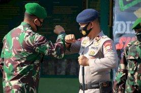 Brimob Bone Beri Kejutan di HUT TNI Ke-75