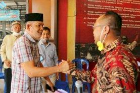 Pejuang Militan Pasar Sentral Maros Nyatakan Dukungan ke Tahfidz
