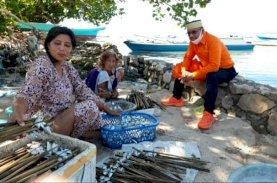 Lutfi Siapkan Solusi bagi Nelayan di Pangkep