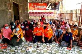 Majelis Taklim Pallambeang Dukung Anir-Lutfi