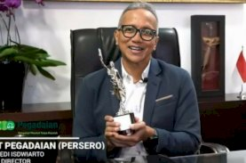 Pegadaian Raih Indonesia's Best Companies To Work For In Asia 2020