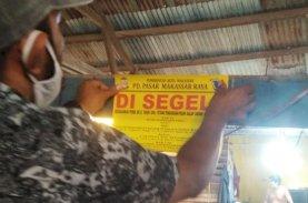 PD Pasar Segel 15 Lods di Pasar Sawah